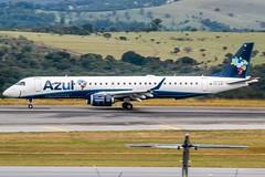 PR-AUE AZUL Linhas Aéreas Brasileiras Embraer ERJ-195AR (ERJ-190-200 IGW) (henriquesoares_) Tags: praue azul linhas aéreas brasileiras embraer erj195ar erj190200 igw