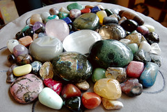 Week_14 Collection (Opal in the rough) Tags: polished stones rocks gems specimens crystals