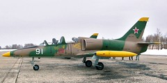 """L-39 Albatros 1 • <a style=""""font-size:0.8em;"""" href=""""http://www.flickr.com/photos/81723459@N04/33565799315/"""" target=""""_blank"""">View on Flickr</a>"""