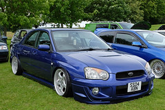 Scottish VAG Show 2015 (<p&p>photo) Tags: modded modified lowered blue 2004 subaruimpreza subaru impreza ss04abn vw vag volkswagenaudigroup chatelherault country park chatelheraultcountrypark chatelheraultpark hamilton southlanarkshire lanarkshire scotland uk showandshine showshine shownshine car classic auto motor motorcar show rally display carshow classiccarrally classiccarshow summer july 2015 july2015 worldcars