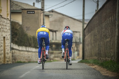 Paris-Nice 2017 - Etape 4 #Behind the Scene (equipecyclistefdj) Tags: action chrono clm
