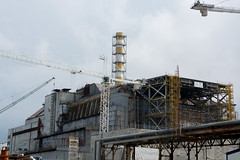 Reactor 4 (Big7000) Tags: chernobyl reactor 4 building site new safe confinement sarcophagus