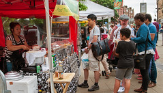 """Street Food (Tim Dennell) Tags: tramlines festival 2016 largest urban europe sheffield uk england music dance entertainers """"timdennell"""""""