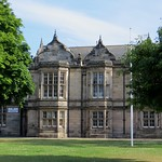 Madras college (1833), South Street, Saint Andrews, Fife, Ecosse, Royaume-Uni. thumbnail