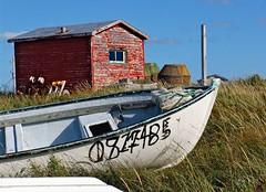 Pick a number... (Starkrusher) Tags: newfoundland newfoundlandandlabrador marine crabtraps canada fishingboat