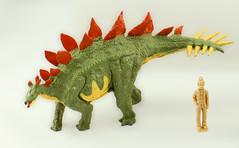 Stegosaurus (RobinGoodfellow_(m)) Tags: battat terra stegosaurus