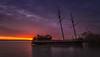 Sunrise Shipwreck (hey its k) Tags: lagrandehermine sunrise lincoln ontario canada ca shipwreck jordanharbour abandoned img3795e jordanstation lakeontario canon6d