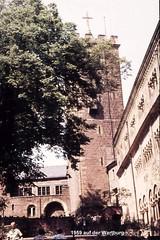 auf der Wartburg 1959 (2) (Knipser@) Tags: eisenach wartburg 1959 hawe ddr thüringen