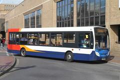 CAMBUS 36013 AE07KYU PETERBOROUGH 110417 (DavidsTransportPix) Tags: ae07kyu alexanderdennis e200 enviro200 singledeckerbus cambus stagecoachinpeterborough citi
