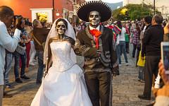 Oaxaca Day of the Dead Celebration face paint-4