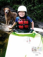 Photodepatricklevesque_13082009-P8132264.jpg (patrick_levesque) Tags: alexis boogieboard chalet famille kayak nicolas