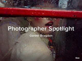 Photographer Spotlight - Gareth Bragdon