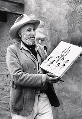 Happy Throwback Thursday! (DeGrazia Gallery in the Sun) Tags: teddegrazia degrazia ettore ted artist galleryinthesun artgallery gallery nationalhistoricdistrict foundation nonprofit adobe architecture tucson arizona az catalinas desert paintings trowbackthursday tbt
