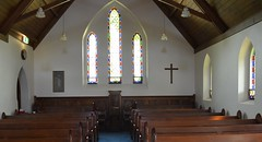 Mount Macedon Uniting Church, originally Presbyterian (contemplari1940) Tags: mount macedon uniting church presbyterian ashwednesda bushfires rebuilt
