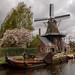 Groningse molen (Joke.Benschop) Tags: groningsplaatje jokebenschop landscape landschap nikonafs2470f28edif nikond810 windmill windmolen wwwjokebenschopcom