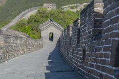 Chinesische Mauer 2017©schtART (schtART) Tags: chinesische mauer china 萬里長城 万里长城 great wall