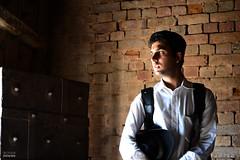 The 'light' (Ali Chatai | Photo.blog) Tags: derawar fort pakistan photography people a alichatai ali arts architecture chatai cholistan