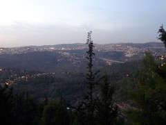 De heuvels van Jeruzalem