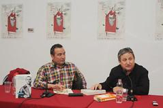 Carlos Marzal i José Luis Ferris 27/04/17