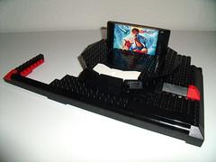 Megadrive lego (Old School Brick) Tags: megadrive lego sega sonic moc mega drive genesis