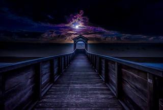 Moonlit Outlook