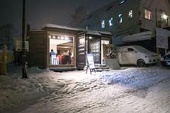 (- Dolce Vita -) Tags: japan hokkaido niseko hirafu fuji x100s wclx100 winter