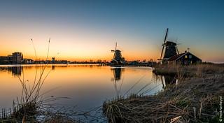 Windmills @ Zaanse Schans (NL)