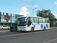 Husky Tours 4588 (Monkey D. Luffy ギア2(セカンド)) Tags: guillin daewoo bus mindanao enthusiasts philbes philippine philippines photography photo explore society road vehicles vehicle