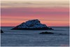 Zonsondergang Svinøya (HP024622) (Hetwie) Tags: lofoten nature sea bergen sneeuw mountains natuur water zee snow zonsondergangsea visitlofoten svinã¸ya landscape landschap ice noorwegen norway winter svolvaer nordland svinøya