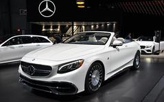 Mercedes S650 Maybach (craig grieco) Tags: mercedes benz nyias new york international auto show ny nyc jacob javits center mercedesamg s650 maybach convertable