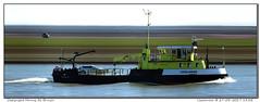 IJsselmeer (Morthole) Tags: slitscan ship boat schip boot barge binnenvaart schiff rheinschiff ijsselmeer passagiersschip passagiersboot passengersboat passengersship passagierschiff naviresãpassagers