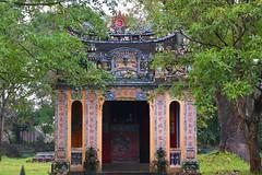Arquitectura vietnamita. (Victoria.....a secas.) Tags: vietnam hue