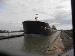 John B. Aird (logan007) Tags: thorold canada wellandcanal algoma lakers ships