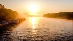 DSCF5819 (tchae111) Tags: golden hour samyang 12mm conflans sainte honorine fleuve seine