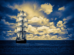 The Caribbean (J_J_R_P) Tags: caribe sailing