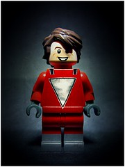 Mork (LegoKlyph) Tags: lego tv minifigure mork ork egg alien funny robin williams 70s colorado space classic