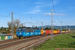 MTD 363.503 + 363.522 , Nex 41700 , Spišská Nová Ves , 24.04.2017 (Michal350) Tags: train vlak metrans 363503 363522 danubia spisska nova ves