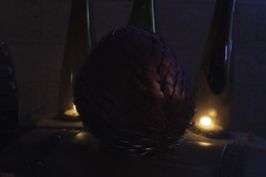 Dragon Eggs 11 (icantcu) Tags: lightpainting light painting lowlight low dark gothic medieval dragon egg scale theringlord knitting crafts diy hobby