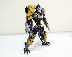 karas02 (chubbybots) Tags: lego mech bionicle herofactory chima