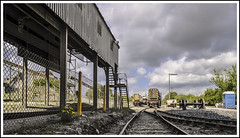 Old Timers (Jim the Joker) Tags: 21 08355 ho24 08870 class08 dieselshunter ketton cementworks railway