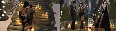 incurable romantic (nicandralaval1) Tags: mirus fashion male female mishchino elysium boots magika freebies valekoer pervette gachaguardians blueberry laq lelutka americanbazaar dura xform secondlife firestorm couples shoes hair