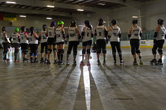 2016-06-04 Whitewood Block Party Game 2_001 (Mike Trottier) Tags: blockparty canada derby miketrottier miketrottierrollerderbyphotography rollerderby saskatchewan straightjackets whitewood can