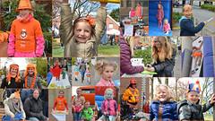 Koningsdag West-Friesland (Ilona67) Tags: oranje koningsdag buiten feest evenement holland nederland vrijmarkt mensen kinderen blij vrolijk zon schmink