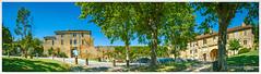 Citadelle de Blaye (regis.muno) Tags: citadelledeblaye citadelleblaye estuairedelagironde nikond70 aquitaine nouvelleaquitaine blaye france hdr pano panorama