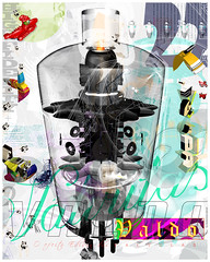 tulio fagim spammer 18 (tuliofagim) Tags: tuliofagim artistagrafico graphicartist vectorart illustration ilustraã§ã£o design artdirector 3d desenhos drawings artecorporativa corporateart