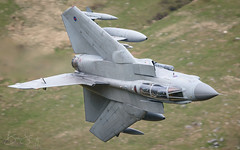 'PRIMUS 31' (benstaceyphotography) Tags: 31sqn primus31 raf panavia tornado gr4 lowlevel wales lfa7 royal air force marham goldstars
