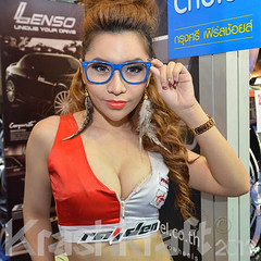 Raiden | Motor Show (krashkraft) Tags: coyote beautiful beauty thailand pretty bangkok gorgeous autoshow motorshow 2012 racequeen gridgirl boothbabe krashkraft