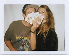 Polaroid Party (Polaroid SF) Tags: sanfrancisco polaroid downtown financialdistrict 111minnagallery