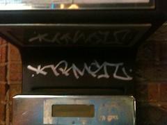 krust (MA5OCRE) Tags: graffiti hamilton 905 graff mvp kta krust