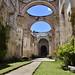 Navata centrale delle rovine della Cattedrale di Antigua